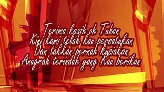 Alexsander Tornvist - Aku Dan Dia (Official Lyric Video)