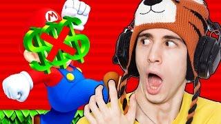 MI HANNO BLOCCATO IL CONTO IN BANCA IN LIVE! (Super Mario Run)
