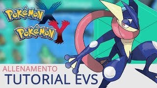Pokemon X Y Tutorial Evs - Come Allenare Un Pokemon