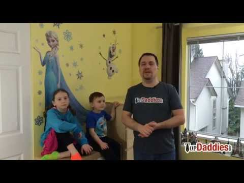 Disney Frozen Elsa & Olaf Wall Decals Product Review