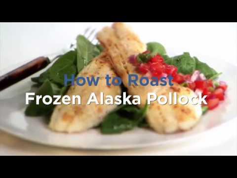 How to Roast Frozen Alaska Pollock