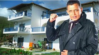 Mithun Chakraborty House l With His Family Member
