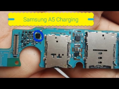 how to fix samsung galaxy a5 not charging