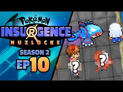 THIS PLOT TWIST IS CRAZY... - Pokémon Insurgence Nuzlocke (Episode 10)