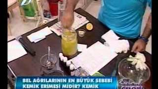 Dr. Feridun Kunak Show 8 Eylül B5 (Kemik Erimesine Karşı Bitkisel Karışım 2)