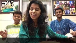Aye meri zohra jabin (old classic) by Rishav Thakur, Maithili Thakur and Ayachi Thakur