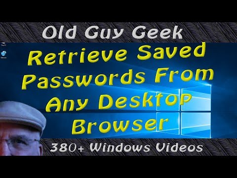 Recover Web Passwords From Your Browser. No Password Resets Required.