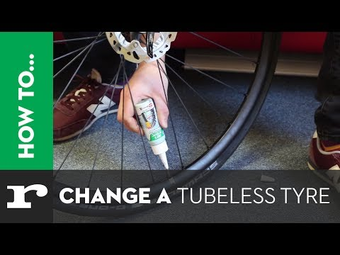 How to Change a Tubeless Tyre
