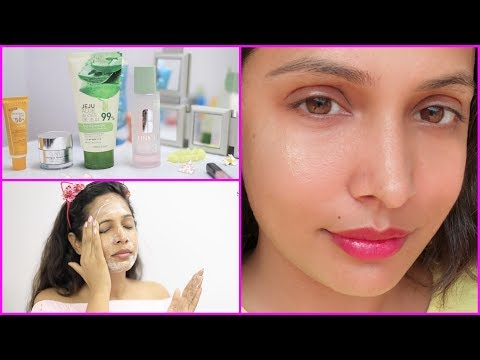 How I Take CARE Of My SKIN? ... Day & Night Skincare Routine | Shruti Arjun Anand