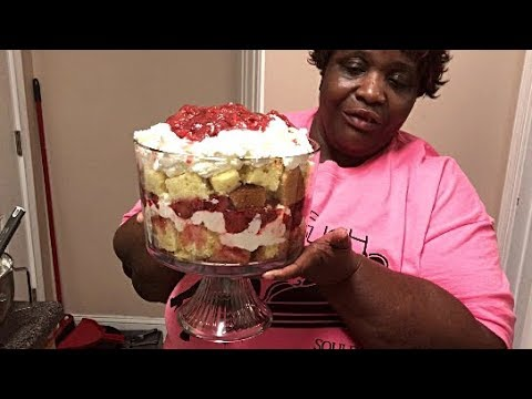 SoulfulT How To Make Strawberry Shortcake