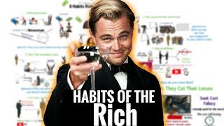 8 Habits Rich People Have (That Most People Don't)