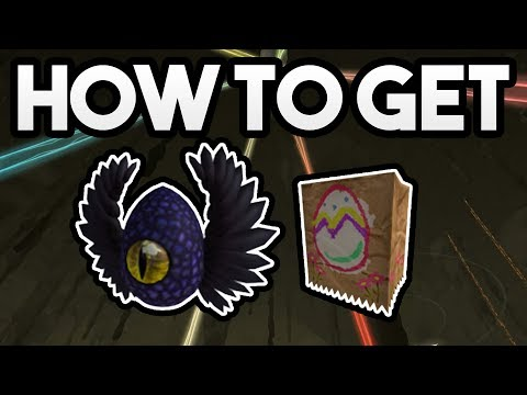 HOW TO GET THE AYMEGG AND DIY BAG! (All Crayon Locations) | ROBLOX: Egg Hunt 2018