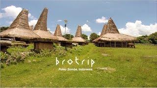 Brotrip | Pulau Sumba, Indonesia