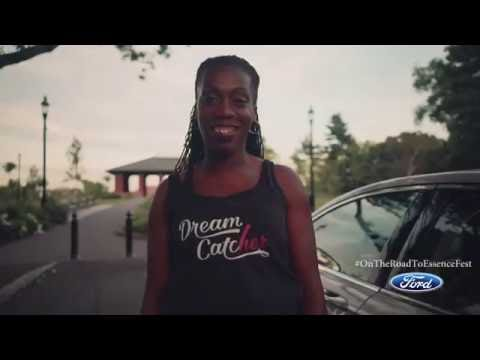 On the Road to EssenceFest with Ford
