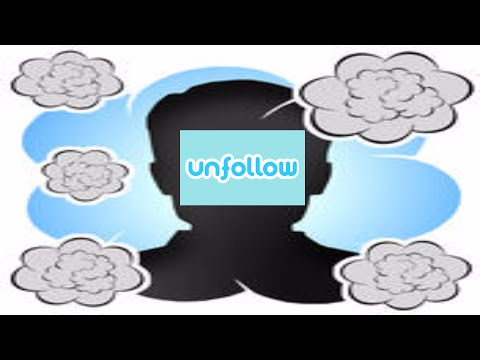 How to unfollow NON FOLLOWERS on twitter easy! ⚡️ ❓❓