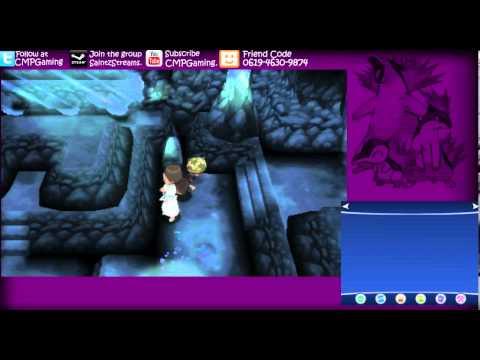 Pokemon X & Y - How to Change to Therian Form (Landorus,Thundurus,Tornadus)