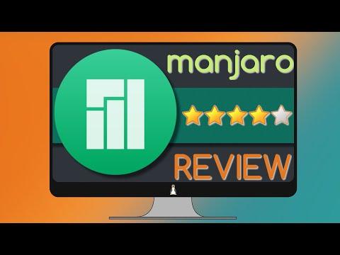 Manjaro review (2018)