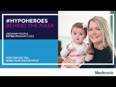 Medtronic - Hypoglycemia: how can you tell when your child is hypo
