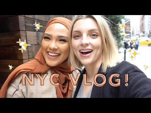 🗽WHAT I GOT UP TO IN NYC! 🗽