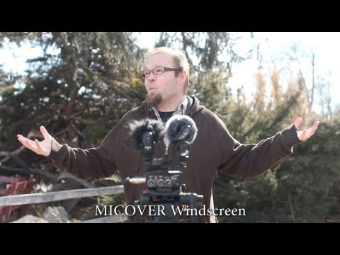 Rode Deadcat v.s. Micover Windscreen - DSLR FILM NOOB