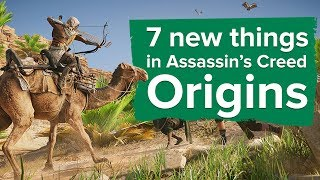 7 new things in Assassin