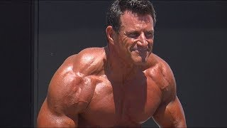 Mr. Good Looking Posing Routine With Results