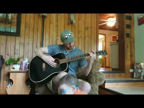 Playing the Guitar with Uncle Nate