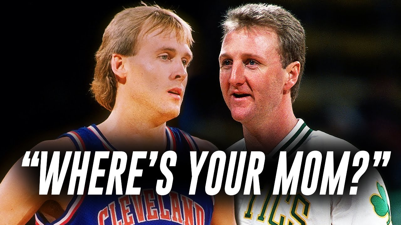 The Complete Compilation of Larry Bird's Greatest Stories Told By NBA Players & Legends