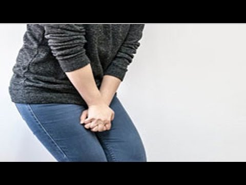 Home remedies for Urinary Incontinence | Treatment of urinary incontinence