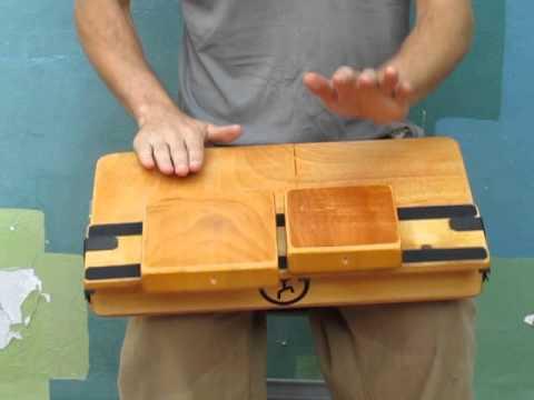 Conga + bongo laptop set
