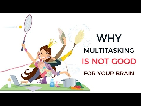 Why Multitasking is not good for your brain || Indian Lifestyle Guide