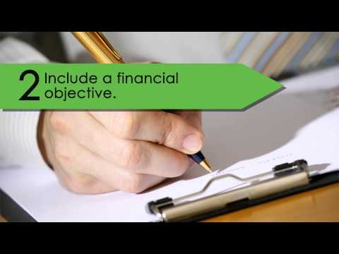 How to Write a Financial Resume