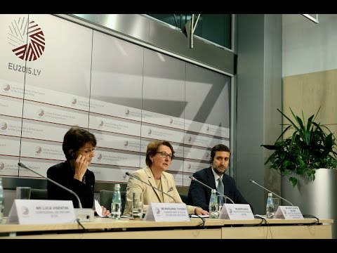 Press conference following the Meeting of Ministers for Vocational Education and Training