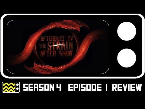 The Strain Season 4 Episode 1 Review w/ Cas Anvar | AfterBuzz TV