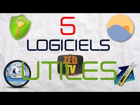 [TUTO] 5 LOGICIELS PC UTILES