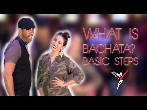 What is Bachata? Basic Steps