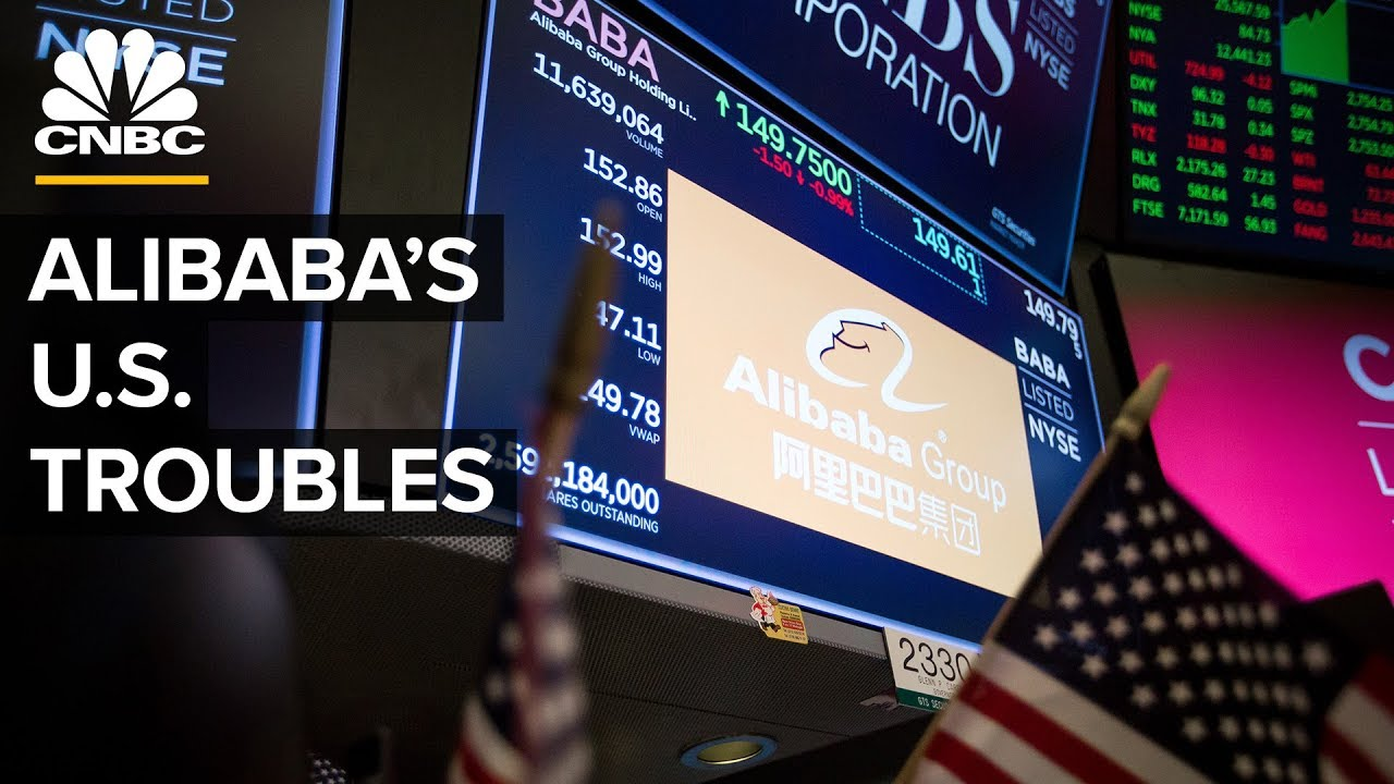 Why Alibaba Gave Up On U.S. Consumers