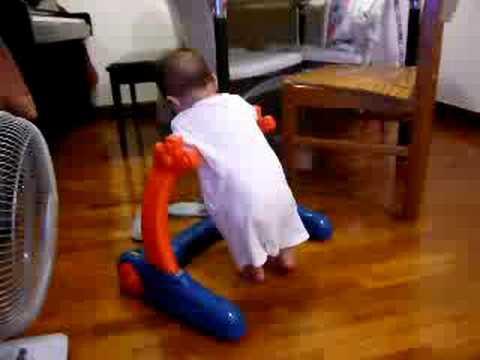 Baby Walk - 8 months