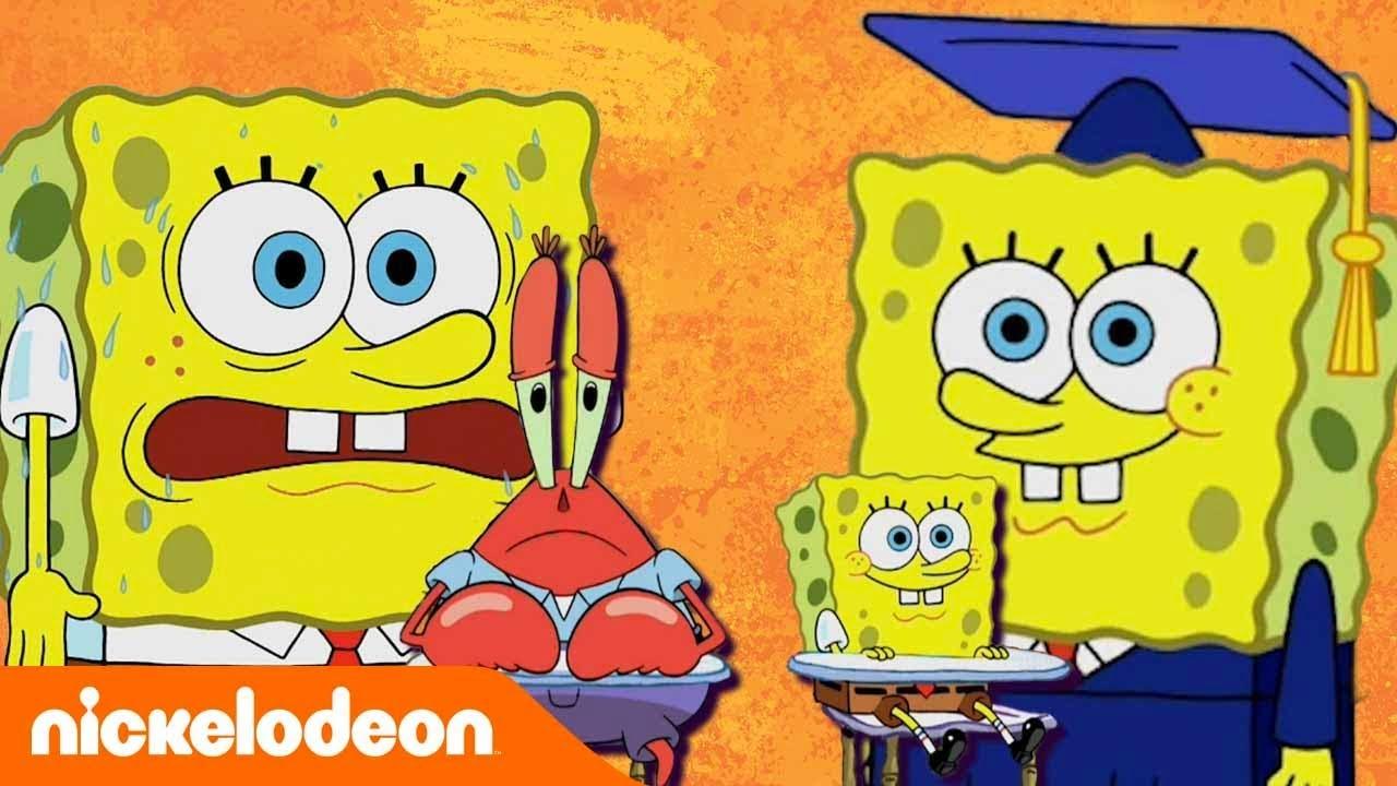 SpongeBob Schwammkopf | Lerne mit SpongeBob 2 | Nickelodeon Deutschland