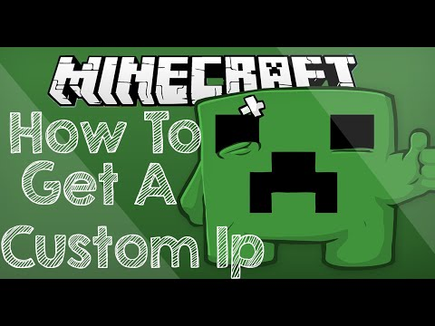 How To Get A Custom Ip | Tutorial
