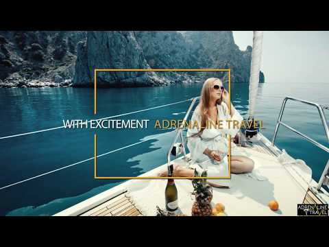 Sailing Cyclades Islands of GREECE in 2018 with Adrenaline Travel From Mykonos to Santorini