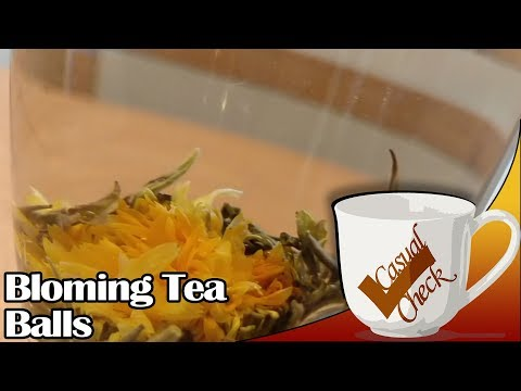 Beautiful Blooming Tea Balls - AliExperts