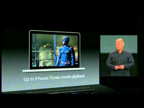 AP Review: Apple Ups Ante With MacBook Pro