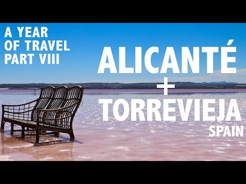 AYOT VIII – Alicanté and Torrevieja, Spain