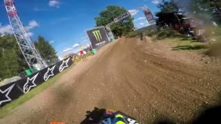 GoPro: Antonio Cairoli FIM MXGP 2017 RD13 Czech Republic Qualifying Moto