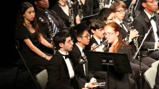 Broward All County High School Band. Spring 2015. Dixieland Jam.