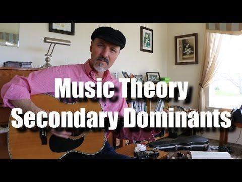 Music Theory Secondary Dominants