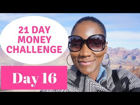 21 Day Money Challenge   Day 16   Live Below Your Means   FrugalChicLife