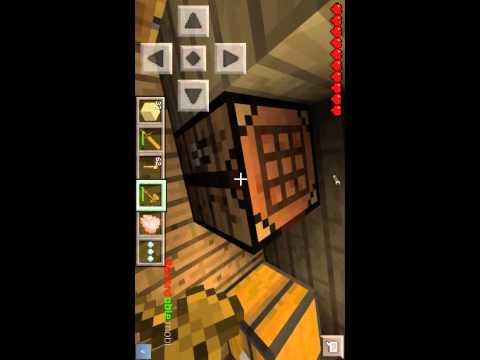 Snowball fight( Minecraft Pocket Edition)