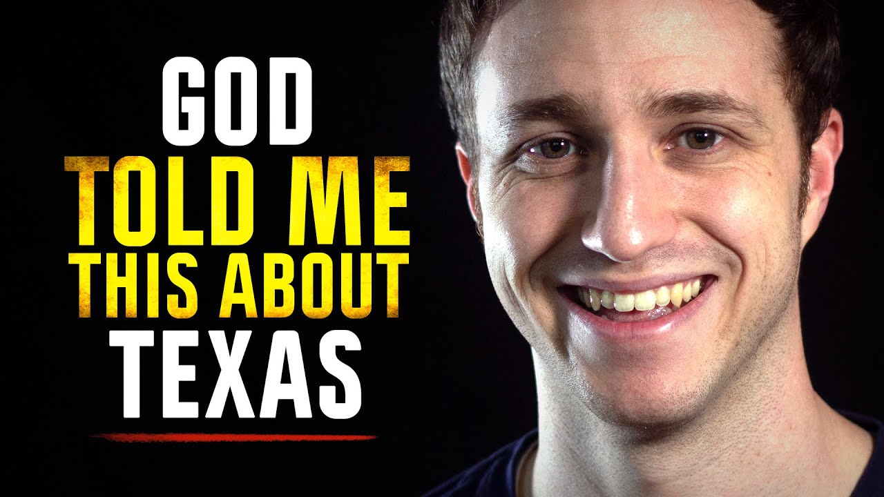 God Just Showed Me This About Texas - Troy Black